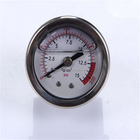 Durable Light Weight Easy To Read Clear inflator air tire pressure gauge
