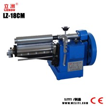 LZ-18cm Strong Force Manual Paper Gluing Machine for sale with high quality
