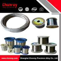 Resistance heating alloy nichrome ribbon wire