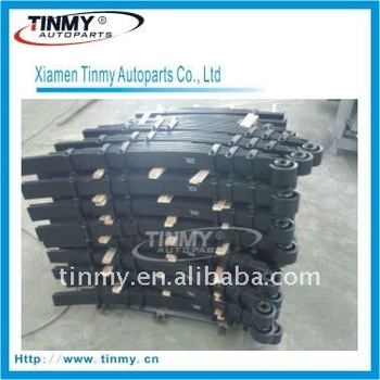 Leaf springs for semi truck