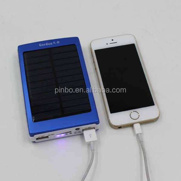 Solar Power Cell Phone Battery Chargers