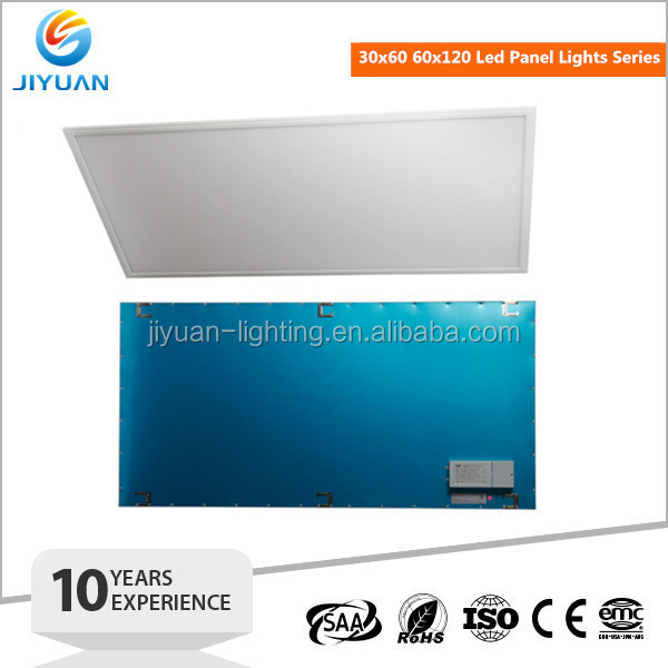 300x1200 ceiling dimmable led panel light parts surface recessed 56w rgb led panel light-S21