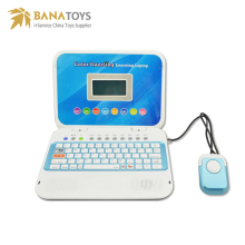 Language education learning machine toys kids laptop
