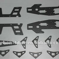 Carbon Fiber Plate Panel Customize Parts
