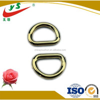 2015 high strength metal D ring