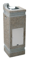 HAWS Concrete Pedestal Drinking Fountain 3121