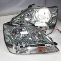 For TOYOTA 998 - 2002 year Herrier Kluger Head Lamp for Lexus RX330 RX300 R350 TW