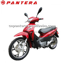 Hot Sale China Two Wheel Four-Stroke Single Cylinder Cub Motorcycle 110cc