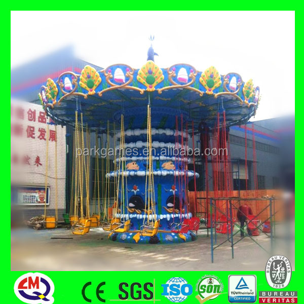 theme park amusement ride flying tower adult games