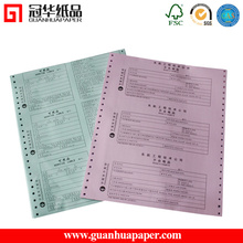 NCR Carbonless Continuous Computer Printing Paper