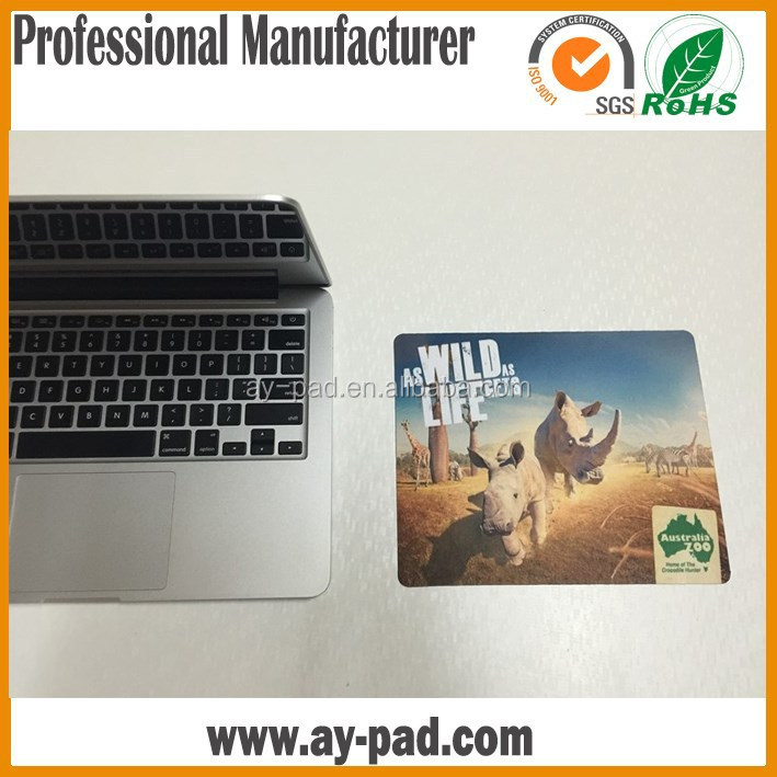 AY Promotional Microfiber Mouse Pad/Mat, Notebook Screen Protector/ Display Cleaner