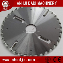 industrial double cut saw blade as your design