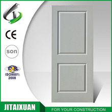 cheap hot sales white mdf hollow core interior hot compressed wooden doors