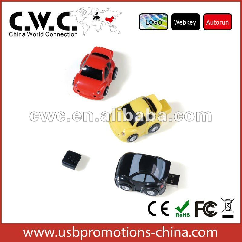 plastic usb flash drive U074 car