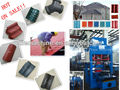 KB125C cement roof tile machine/concrete type tile machine
