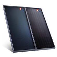 High Efficiency Blue Titanium Flat Plate Solar Collector for Water Heating