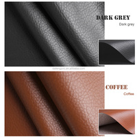 PVC Leather For Shoes Textiles Leather