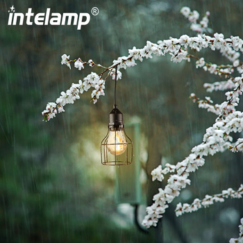 lamp solar Outdoor Hanging Solar Powered Pendant Lampfor Garden Yard Patio Balcony Home Landscape