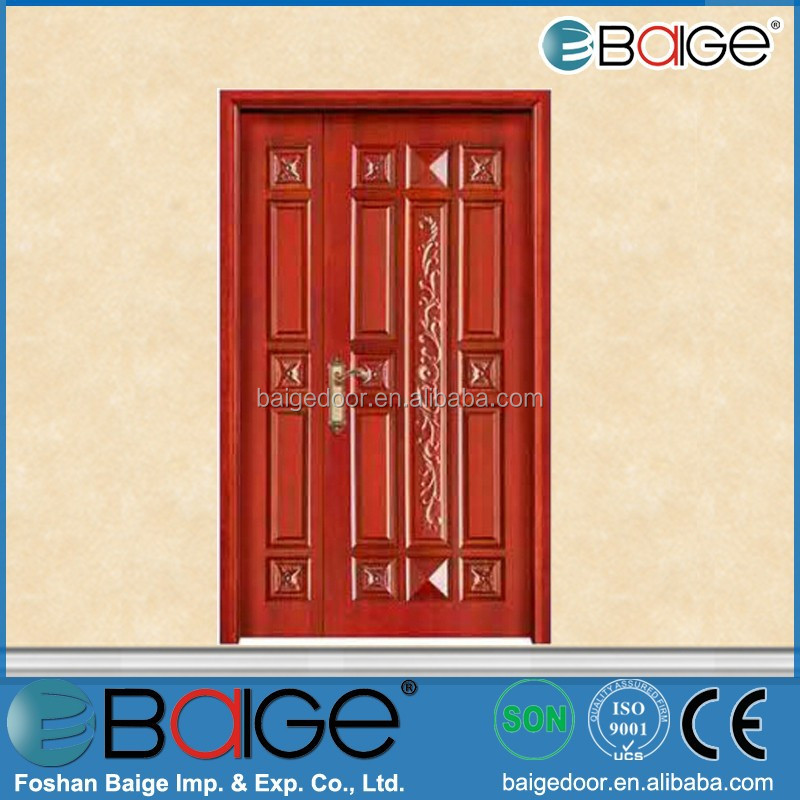 BG-M129 hotel wood bedroom door