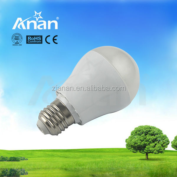 ANAN-D-Q05L03 CE E27 Ceramic 400lm 5W 2 years Warranty krypton bulb led light