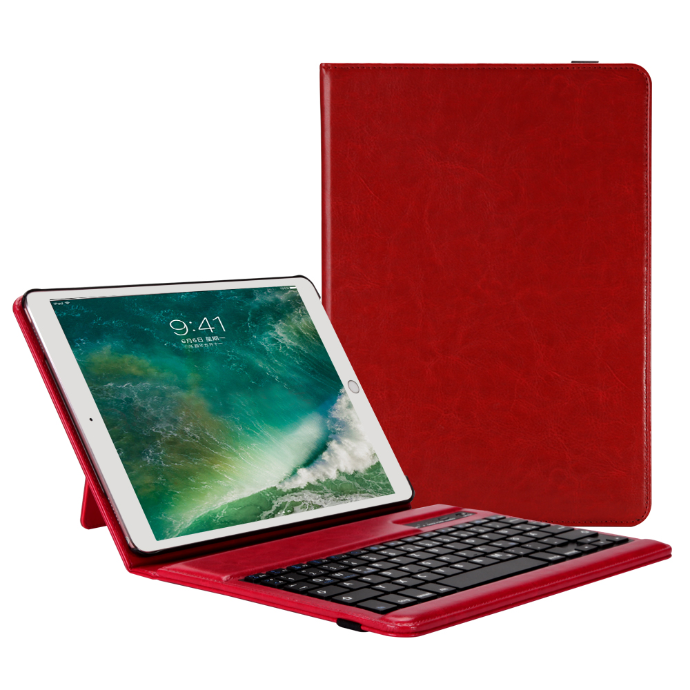 Popular PU Tablet Case for iPad new 10.5 2017 keyboard case
