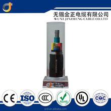 XLPE insulated aluminum power cable
