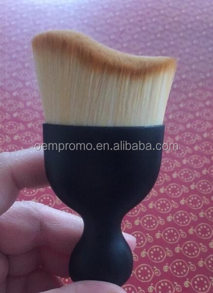 New S Shape Contour Foundation Makeup Brush