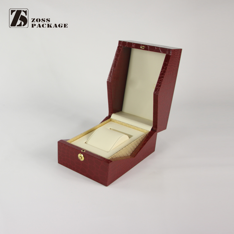 China made wrist paper watch box organiser for display