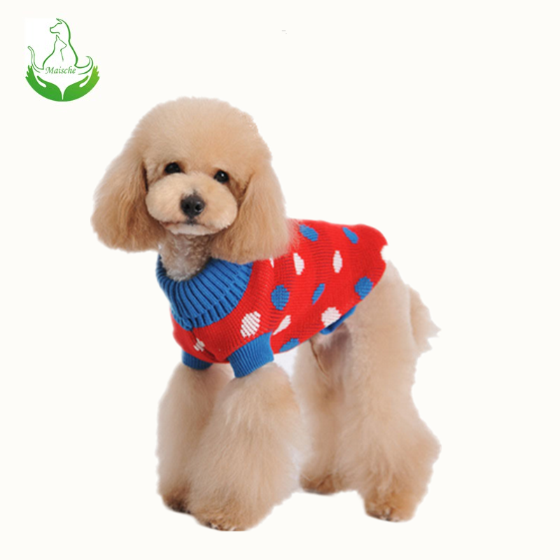 Wholesale Lovely Winter Dog Sweater Pet Cloth