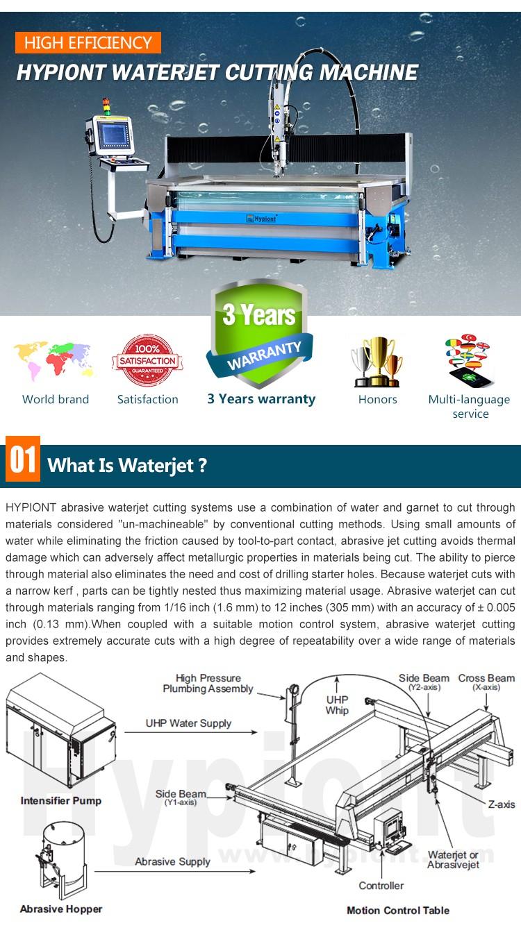 waterjet cutting machine,water jet cutter,waterjet cutter for metal stone glass cutting