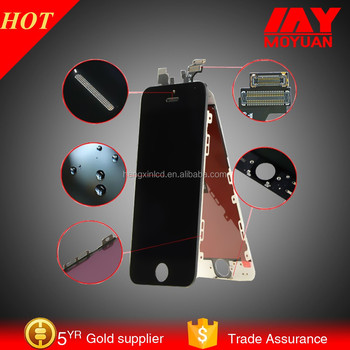 Original replacement digitizer lcd touch screen for iphone 5 ,for iphone 5 lcd,cheap for iphone 5 lcd with digitizer