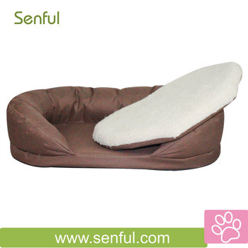 Durable pet sofa for large dog Dog bed