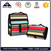 Enrich PackIt Gel Personal lunch Bag Cooler lunch bag with ICE pack, packit freezable lunch bag with zip closure
