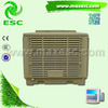 Top discharge economic outdoor flooring evaporative air conditioner evaporative commercial swamp coolers