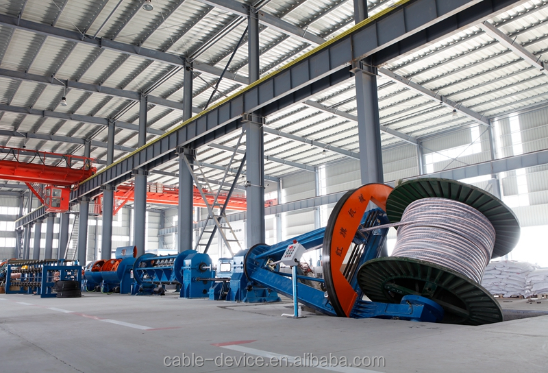 Drum Twister manufacturer for armouring and laying large cable