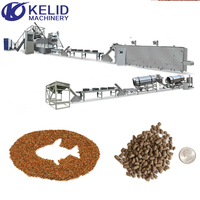 Pellet Application Automatic Fish Meal Plant