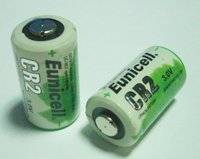 3V lithium photo flashlight CR2 lithium battery camera battery batteries