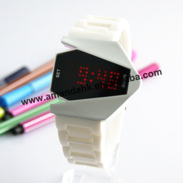 Wholesale Touch Screen Led Watch Men Airplane Special Watch,Good Quality And Good <strong>Service</strong>