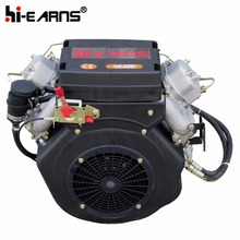 12KW air cooled diesel engine 2 cylinder diesel engine price