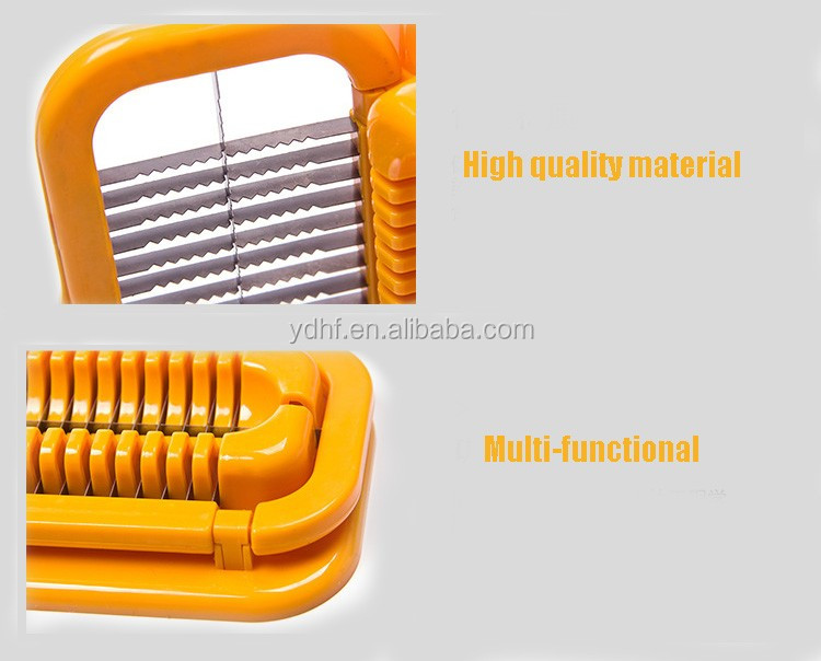 M484 Premium quality practical plastic hot dog slicer