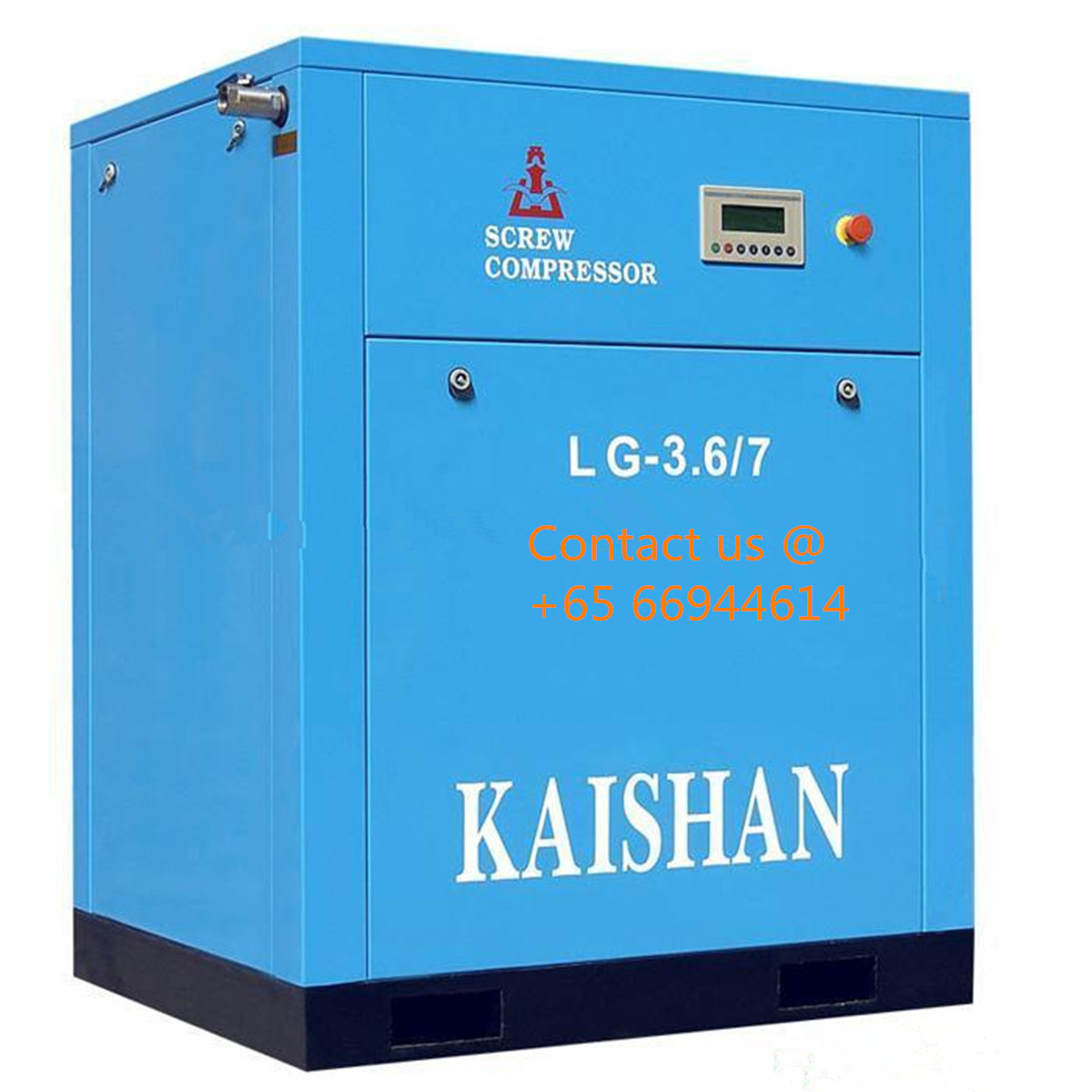 motor 22kw mini oil free noiseless air compressor
