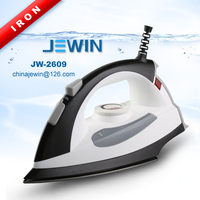 Professional Teflon soleplate electric steam iron