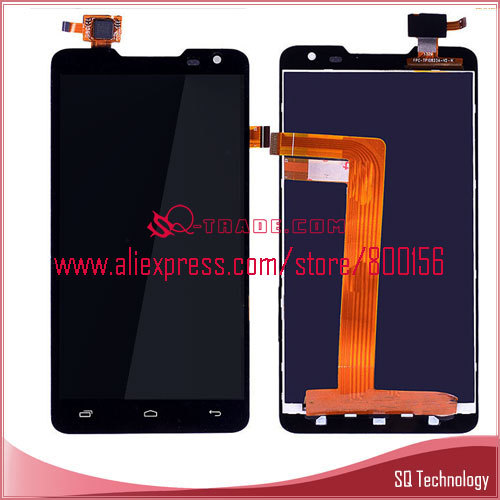 Touch Digitizer and LCD Screen Assembly for Prestigio Multiphone 5044 Duo 8k8887