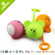 2014 new products! hot Sale animal wireless bluetooth speaker/best quality mini speaker bluetooth