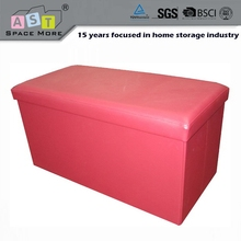Durable service hot selling pet house storage ottoman