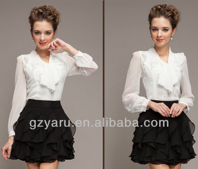 Formal Tops And Skirts - Latest and Best Model Skirt 2017