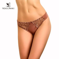 Unique new design factory direct sell underwear models women thongs