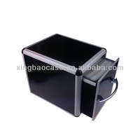 CD DVD stroage case aluminum CD case XB-CD039