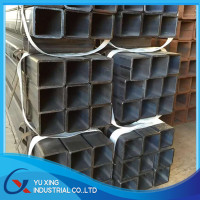 cold rolled black square steel pipes/tubes/tubing/piping