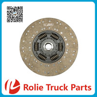 Heavy Duty Truck Part No 1749123 1878003066 High Quality Clutch Disc for Scania